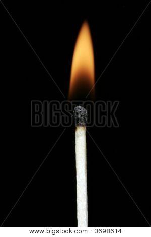 Matchstick Flame