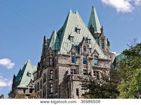 Parliament Confederation Building