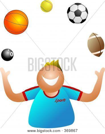 Juggling Sport