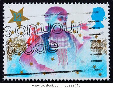 Postage Stamp Gb 1985 Principal Boy, Christmas Pantomime
