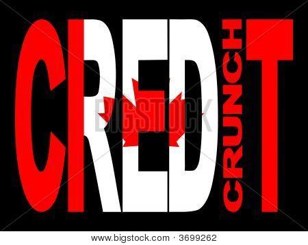 Canadian Credit Crunch
