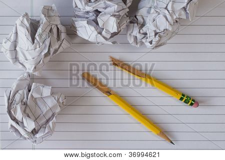 Frustration Studying