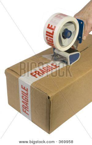 Grabar una caja