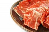 image of wagyu  - Wagyu Beef Strips Also Known as Kobe Meat - JPG