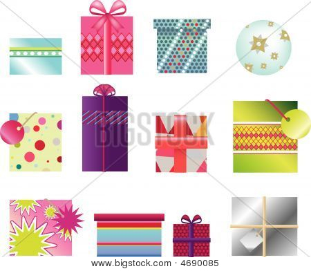 Gifts 2D X12
