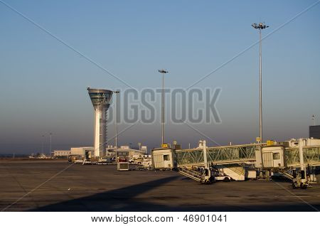 Hyderabad Airport, India