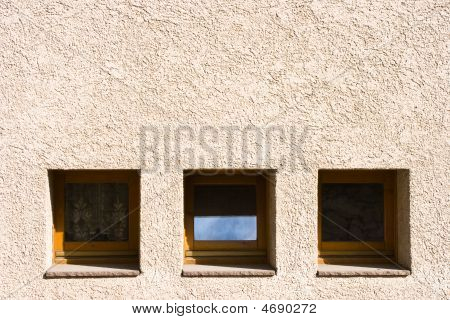 Squared Windows