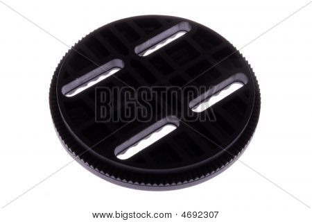 Black Mount Plate