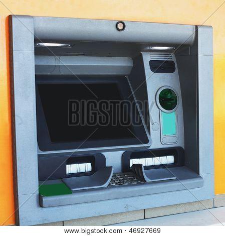 atm machine bank cash banking finance money business card credit