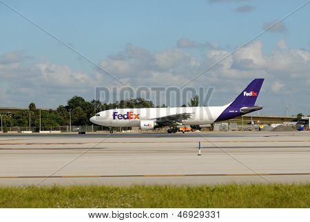 Federal Express Cargo Jet
