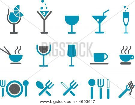 Food Icon-set