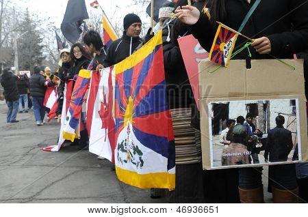 Tibetan Rally