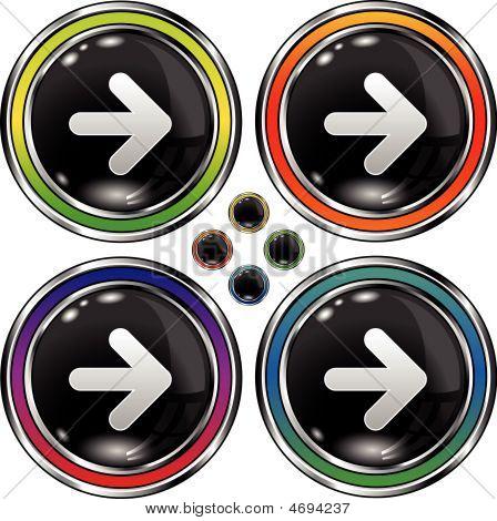 Navigation Arrow Button