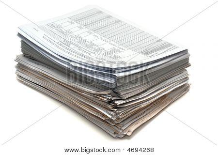 Pacote de documentos