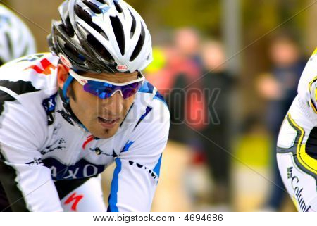 Saxo Bank Team Cyclist