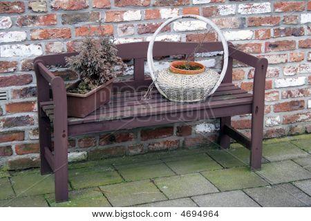 Bench In The Quiet