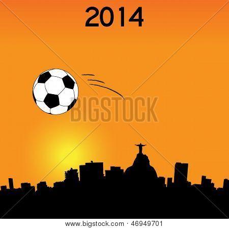 Copa do mundo no Rio de janeiro