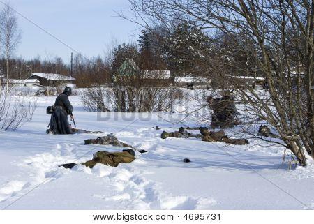 Soviet-finnish War 1939-1940: After Battle