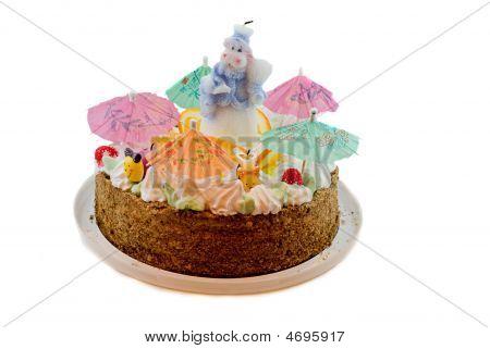 Big Birthday Cake