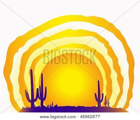 Desert Sun_