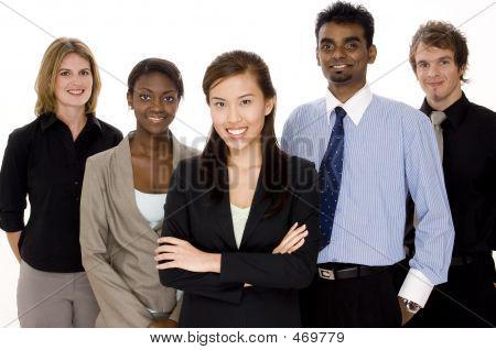 Diversidade de negócios