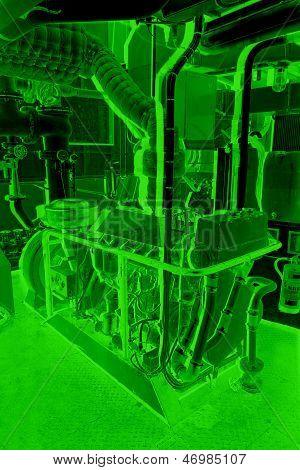 Electrical Power Generator