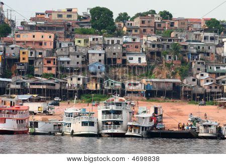 Manaus  Amazon River Housing 1