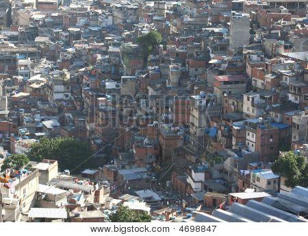 Rocinha Favela  Rio De Janeiro 9