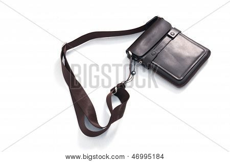 Bag Of Brown Leather