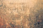 stock photo of scratch  - large Rust backgrounds  - JPG