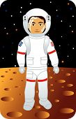 Profession Series: Astronaut On The Moon
