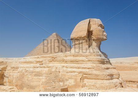 Sphinx, Egypt