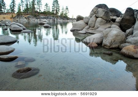 Lake Tahoe, Sand Harbor