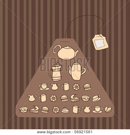Teabag.