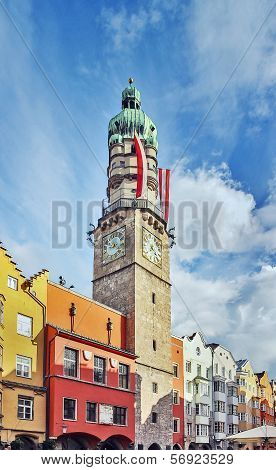 City Tower, Innsbruck