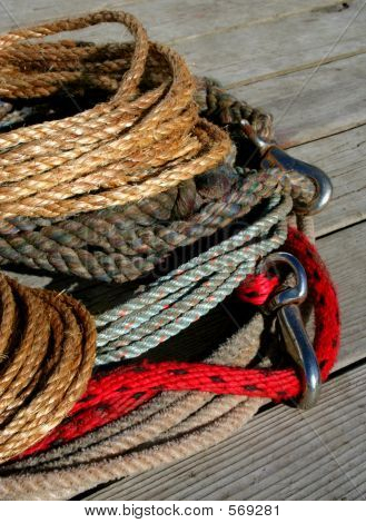 Rope Pile 6