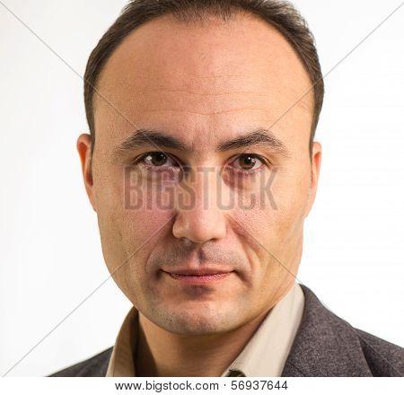 Portrait Of A  Entrepreneur