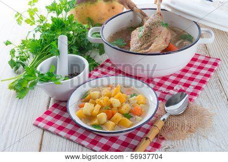 Rutabaga Soup
