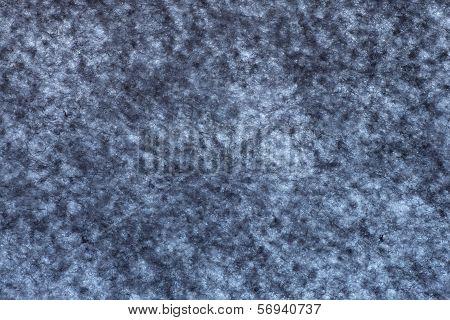 Close Up Of Gray Felt