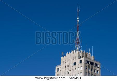 Radio azotea