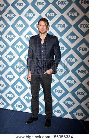 LOS ANGELES - JAN 13:  Chord Overstreet at the FOX TCA Winter 2014 Party at Langham Huntington Hotel on January 13, 2014 in Pasadena, CA