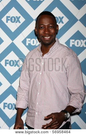 LOS ANGELES - JAN 13:  Lamorne Morris at the FOX TCA Winter 2014 Party at Langham Huntington Hotel on January 13, 2014 in Pasadena, CA
