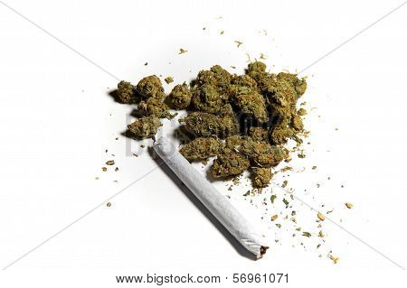 Medicinal Marijuana And Joint