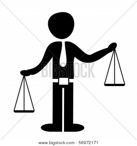 Business Justice Scales