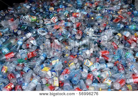 Clear Plastic Recycling