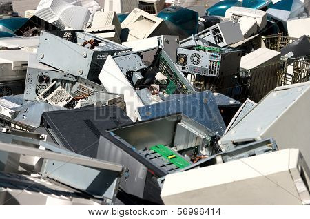 Computer Parts Recycling