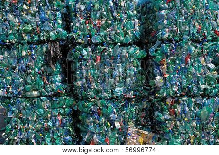 Green plastic recycling