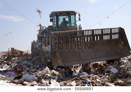 Landfill Close