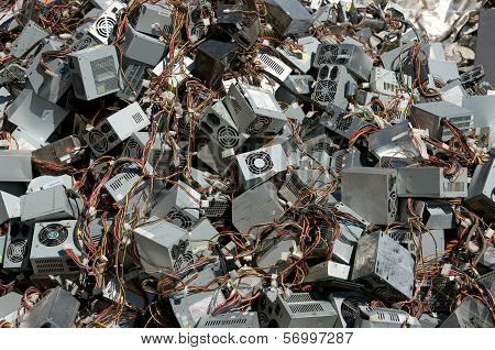 Power Supply Boxes