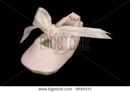 Baby Ballet Shoe